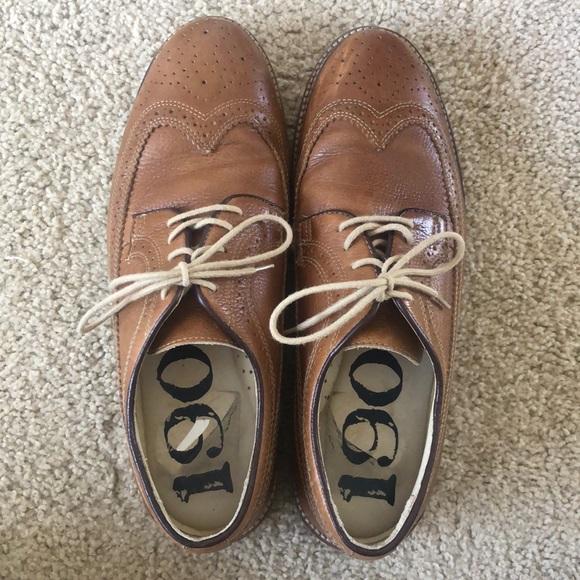 1901 Shoes | Wingtip Oxford Size 11 Men